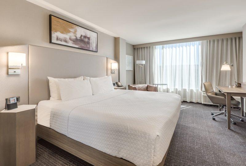 Crowne Plaza Downtown Denver-Standard King Room<br/>Image from Leonardo