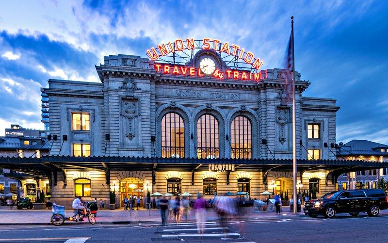 Crowne Plaza Downtown Denver-Union Station<br/>Image from Leonardo