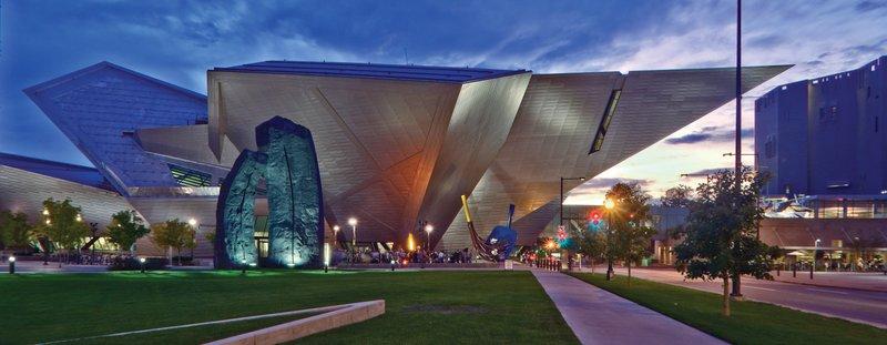 Crowne Plaza Downtown Denver-Denver Art Museum<br/>Image from Leonardo