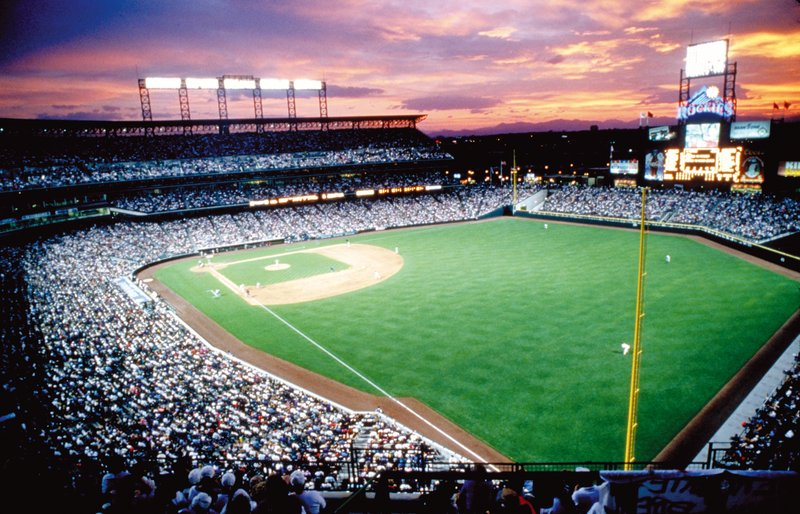 Crowne Plaza Downtown Denver-Catch a Rockies baseball game at Coors Field<br/>Image from Leonardo