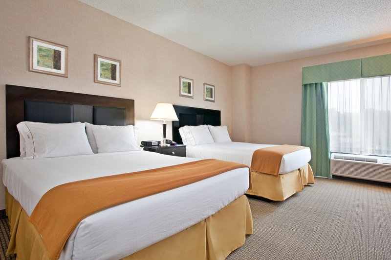 Holiday Inn Express & Suites North East (Erie I-90 Exit 41)-Relax in our Comfortable 2 Queen Ged Guest Room<br/>Image from Leonardo