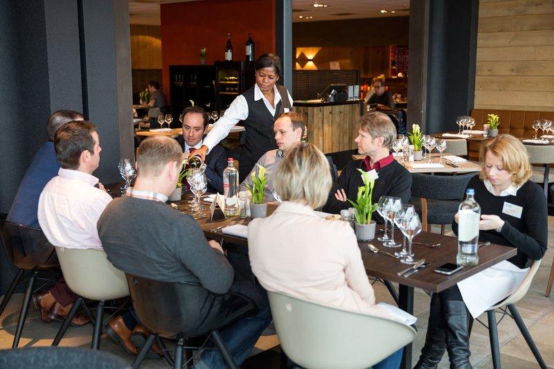 Holiday Inn Express Gent-Tasty Belgian Cuisine at Brasserie D-LYS<br/>Image from Leonardo