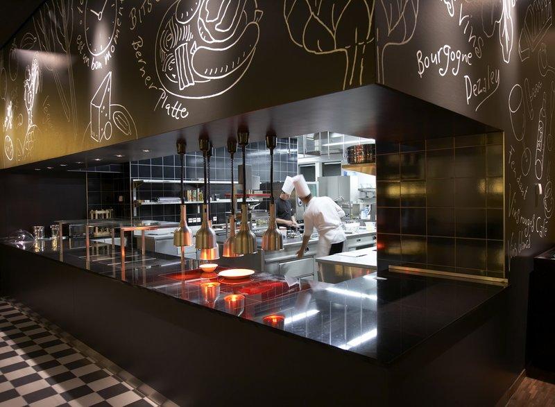 Holiday Inn Bern - Westside-Brasserie Bits&Bites<br/>Image from Leonardo
