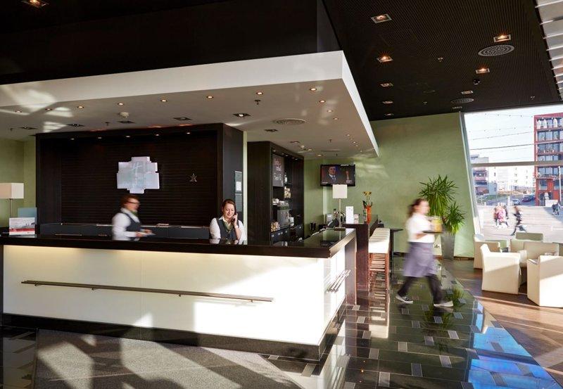 Holiday Inn Bern - Westside-Hotel Lobby<br/>Image from Leonardo
