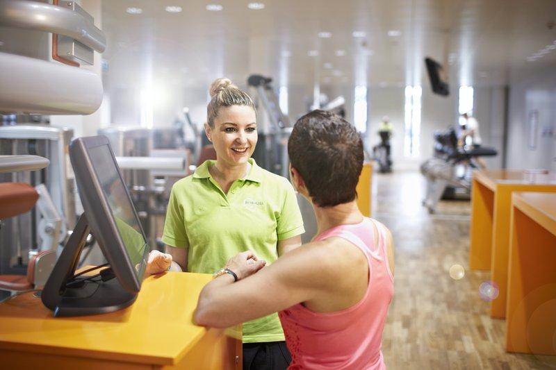 Holiday Inn Bern - Westside-Fitness Center<br/>Image from Leonardo