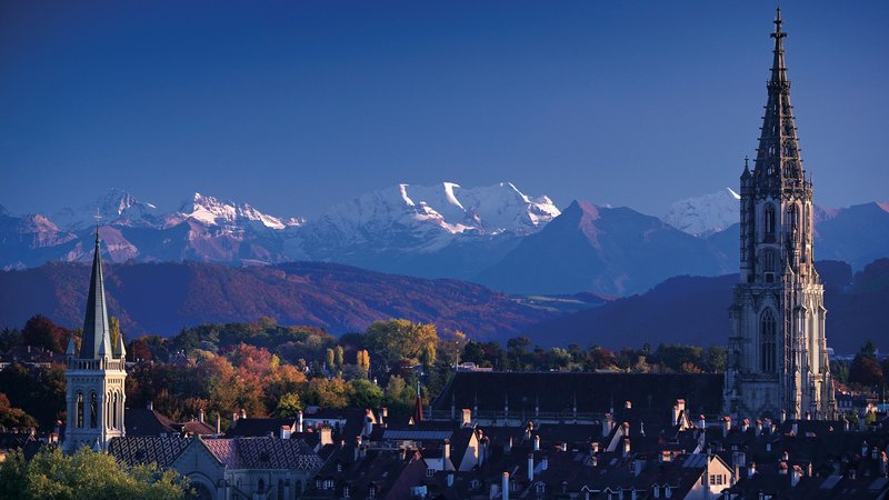 Holiday Inn Bern - Westside-City Trip UNESCO Bern - Berner Münster & Jungfrau Region<br/>Image from Leonardo