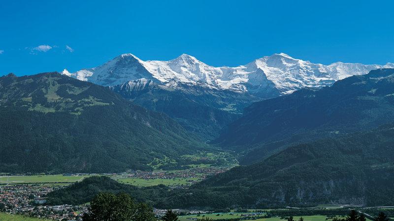 Holiday Inn Bern - Westside-Eiger, Moench & Jungfrau Top of Europe<br/>Image from Leonardo