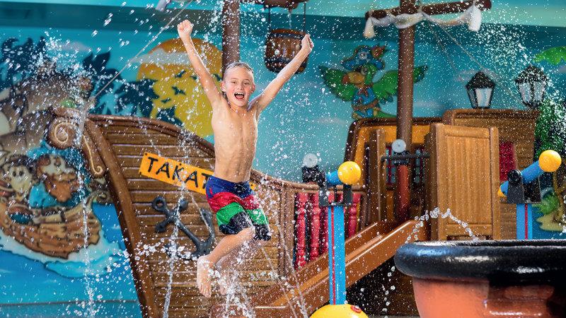 Holiday Inn Bern - Westside-Bernaqua - Erlebnisbad Fitness Wellness Kids TAKATIKI<br/>Image from Leonardo