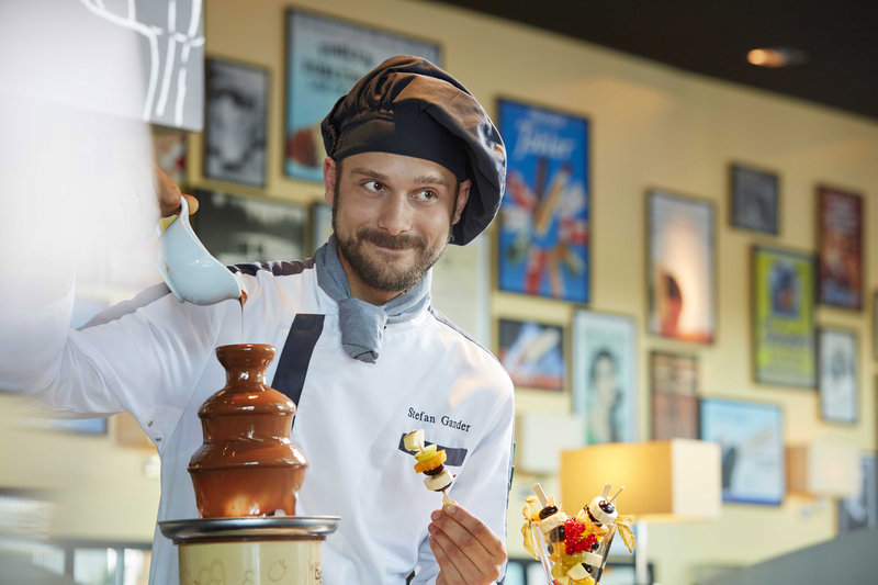 Holiday Inn Bern - Westside-Can you smell the Toblerone chocolate? Brasserie Bits&Bites<br/>Image from Leonardo