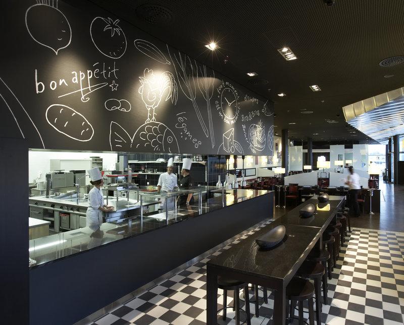 Holiday Inn Bern - Westside-Restaurant Bits & Bites<br/>Image from Leonardo