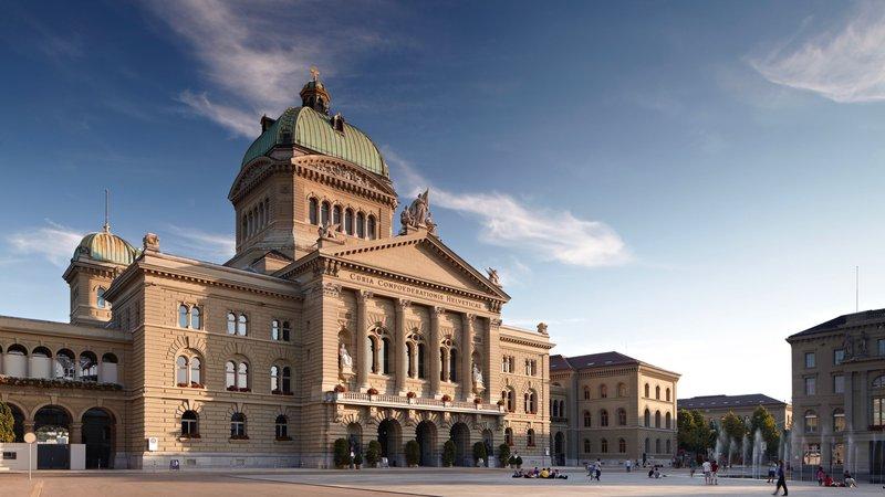 Holiday Inn Bern - Westside-City Trip UNESCO Bern - Bundeshaus - Parliament Building<br/>Image from Leonardo