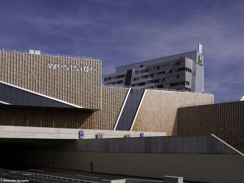 Holiday Inn Bern - Westside-Westside Shopping and Leisure Center <br/>Image from Leonardo