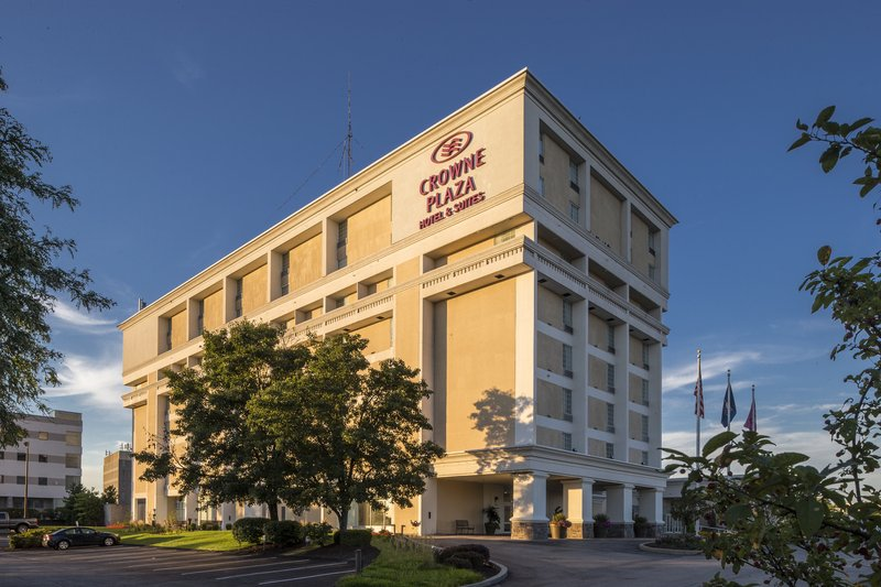 Crowne Plaza Hotel & Suites Pittsburgh South-Hotel Exterior<br/>Image from Leonardo