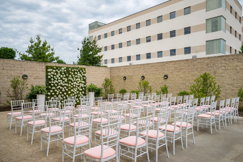 Crowne Plaza Hotel & Suites Pittsburgh South-Outdoor Events<br/>Image from Leonardo