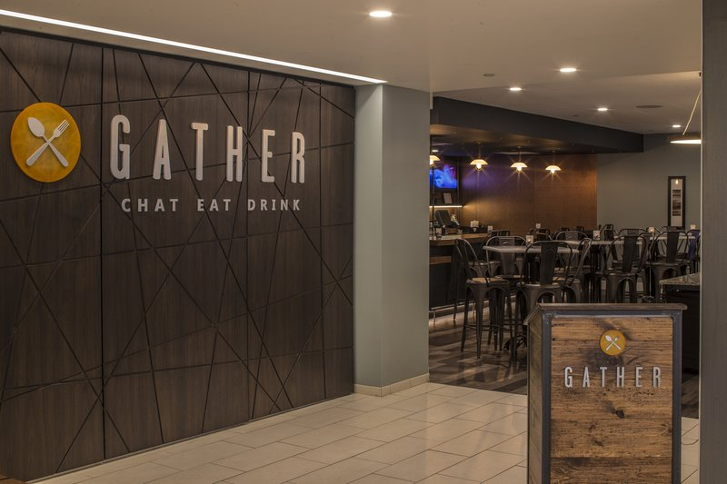Crowne Plaza Hotel & Suites Pittsburgh South-Gather Restaurant & Bar<br/>Image from Leonardo