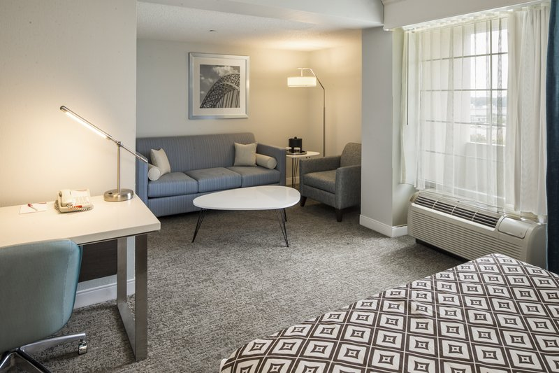 Crowne Plaza Hotel & Suites Pittsburgh South-Sleeper Sofa<br/>Image from Leonardo