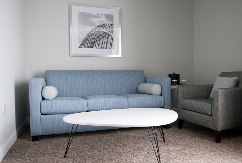 Crowne Plaza Hotel & Suites Pittsburgh South-Double Queen Bedded guest room with pull out sofa<br/>Image from Leonardo