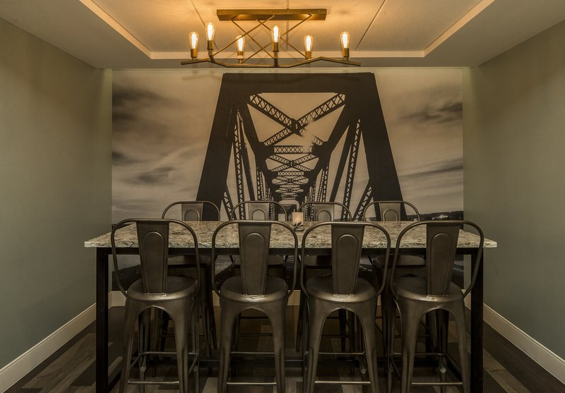 Crowne Plaza Hotel & Suites Pittsburgh South-Gather Restaurant & bar - Community Table<br/>Image from Leonardo