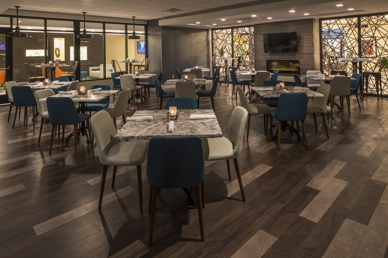 Crowne Plaza Hotel & Suites Pittsburgh South-Gather Restaurant<br/>Image from Leonardo
