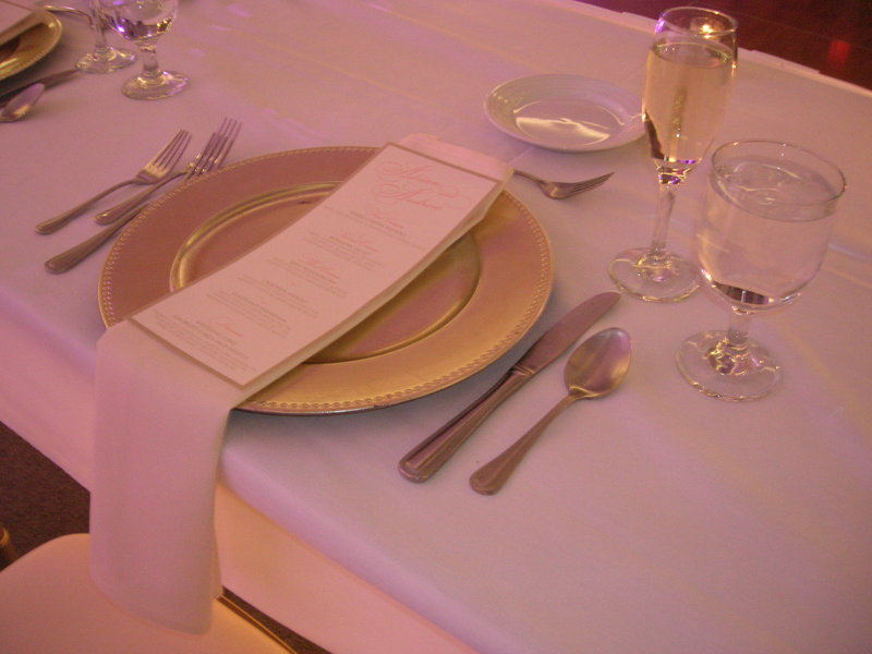 Crowne Plaza Hotel & Suites Pittsburgh South-Place setting - Special Events<br/>Image from Leonardo