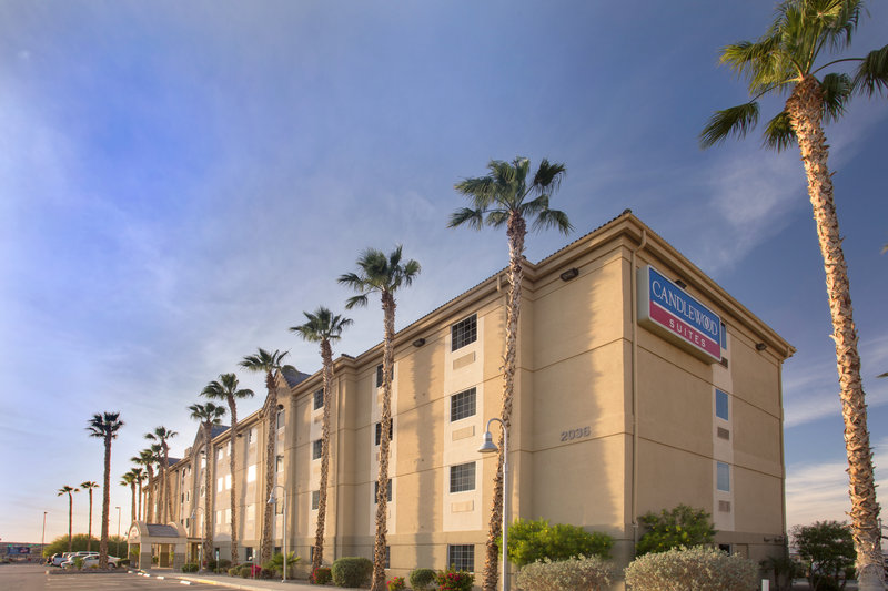 Candlewood Suites Yuma-Hotel Exterior<br/>Image from Leonardo