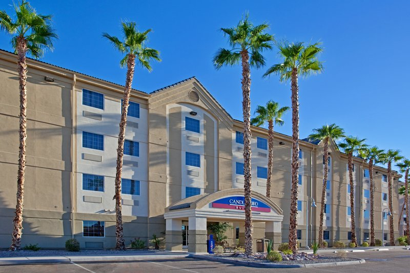 Candlewood Suites Yuma-Welcome to the Candlewood Suites Hotel in sunny Yuma, Arizona<br/>Image from Leonardo