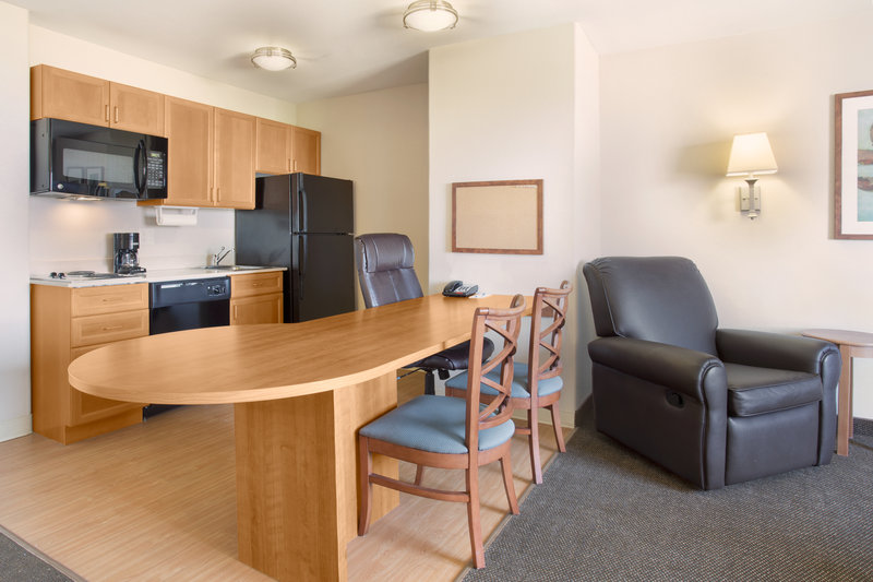 Candlewood Suites Yuma-Guest Living Space for Deluxe Queen Suite<br/>Image from Leonardo