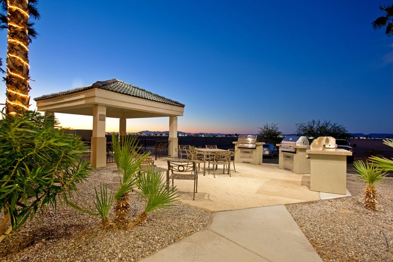 Candlewood Suites Yuma-Guest Patio<br/>Image from Leonardo