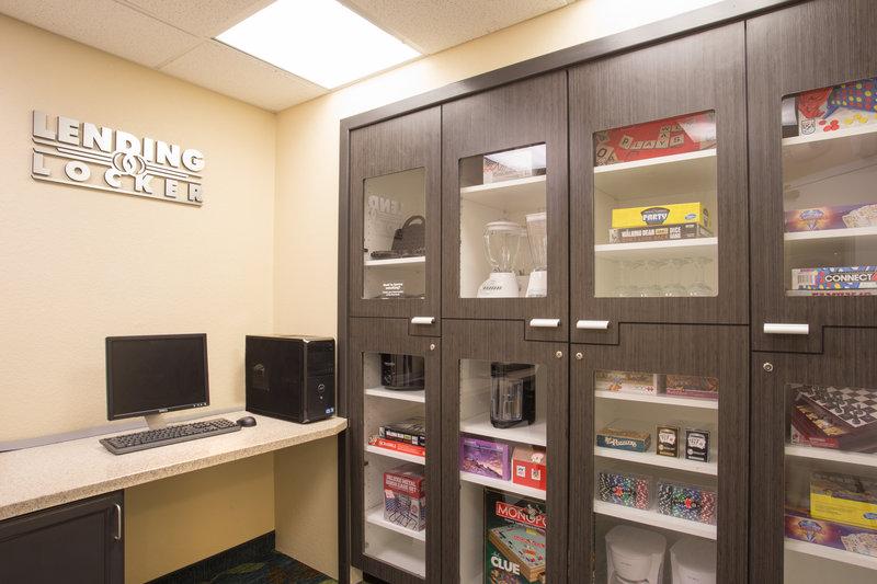 Candlewood Suites Yuma-Candlewood Suites Yuma Lending Locker<br/>Image from Leonardo