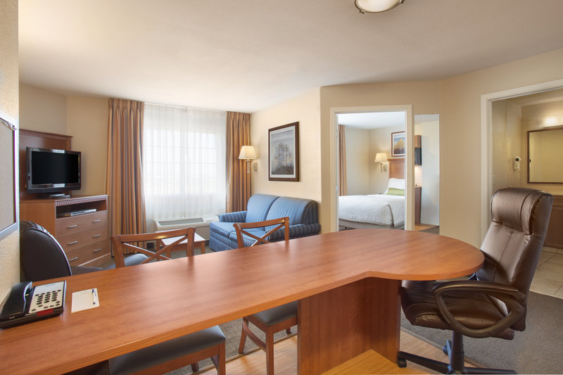 Candlewood Suites Yuma-Guest Living Space for Queen Deluxe Suite<br/>Image from Leonardo