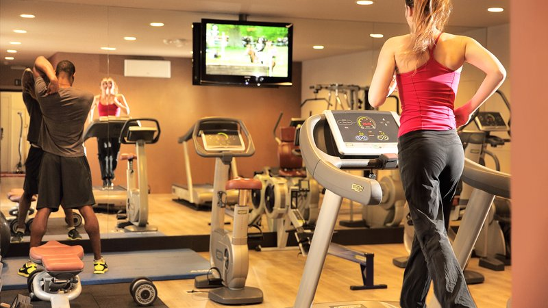 Crowne Plaza Brussels - Le Palace-Re-energize in our brand - new Fitness Center<br/>Image from Leonardo