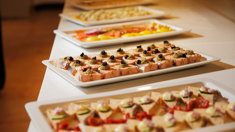 Crowne Plaza Brussels - Le Palace-Delicious and healthy food at our buffet<br/>Image from Leonardo