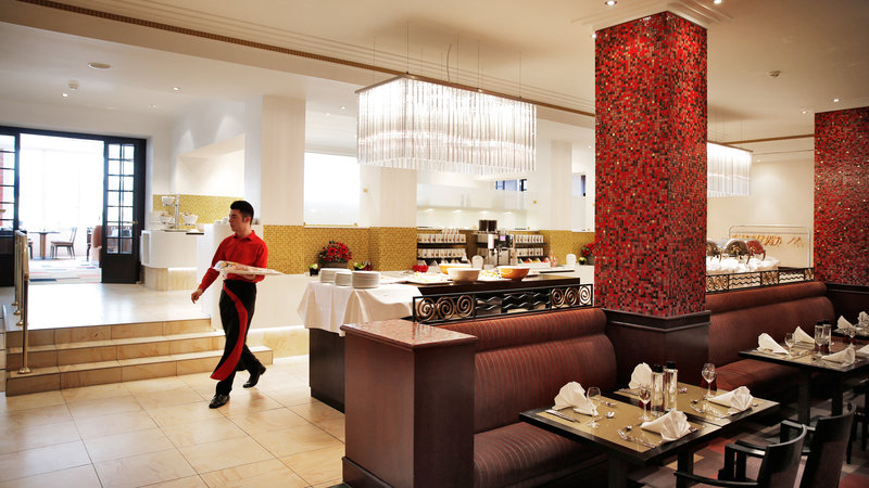 Crowne Plaza Brussels - Le Palace-Buffet at our