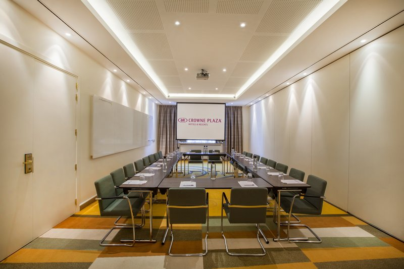 Crowne Plaza Brussels - Le Palace-Creativity Room<br/>Image from Leonardo