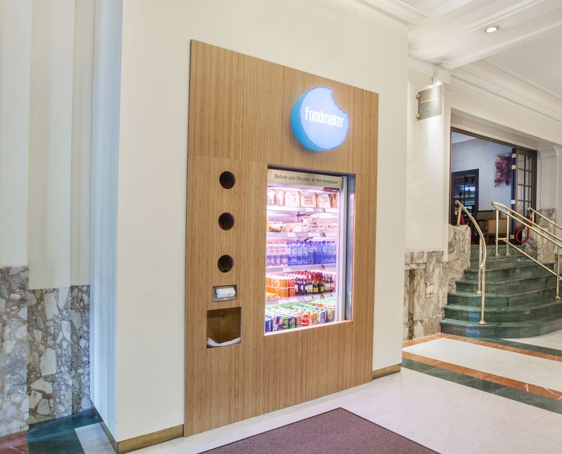 Crowne Plaza Brussels - Le Palace-Grab & Go<br/>Image from Leonardo