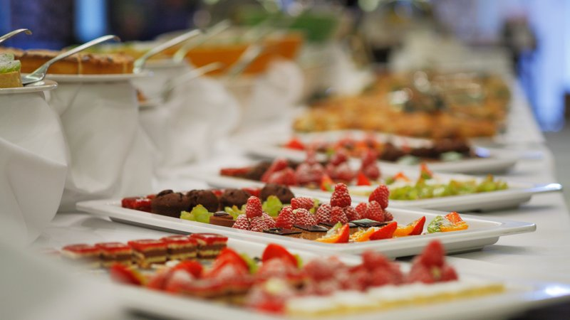 Crowne Plaza Brussels - Le Palace-Fresh fruits at our buffet<br/>Image from Leonardo