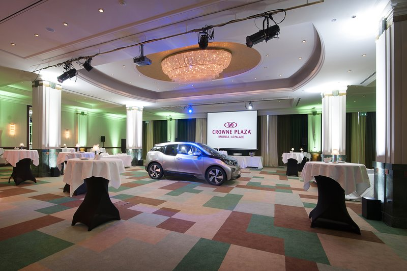 Crowne Plaza Brussels - Le Palace-Ballroom - cocktail<br/>Image from Leonardo