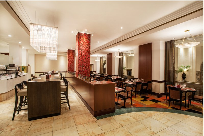 Crowne Plaza Brussels - Le Palace-Restaurant<br/>Image from Leonardo