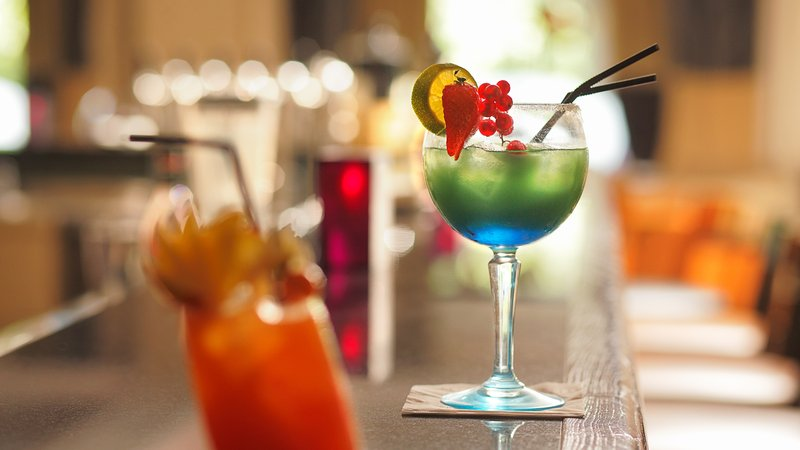 Crowne Plaza Brussels - Le Palace-Ask our bartender to make you a delicious cocktail<br/>Image from Leonardo
