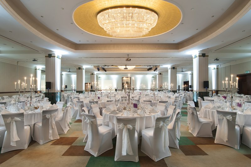 Crowne Plaza Brussels - Le Palace-Ballroom - banquet<br/>Image from Leonardo