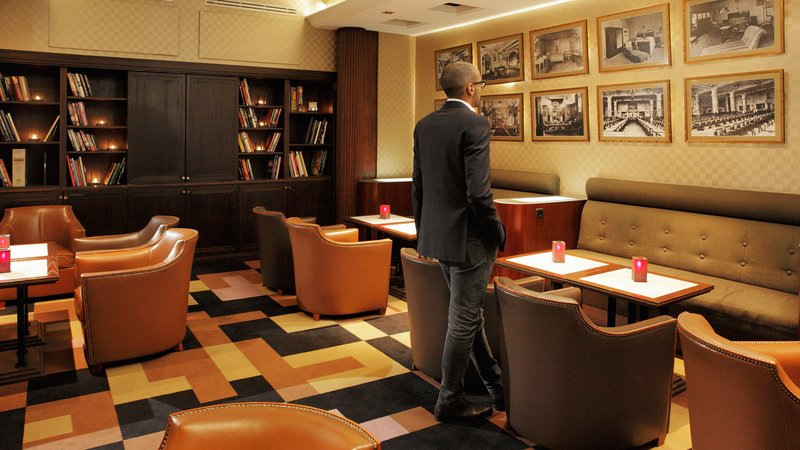 Crowne Plaza Brussels - Le Palace-Golden Room - Guest Lounge<br/>Image from Leonardo