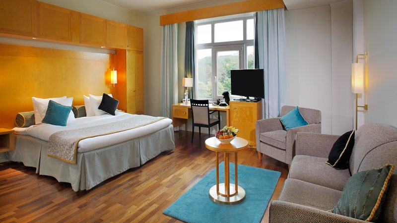 Crowne Plaza Brussels - Le Palace-Our spacious executive room<br/>Image from Leonardo
