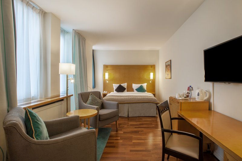Crowne Plaza Brussels - Le Palace-Double Room<br/>Image from Leonardo