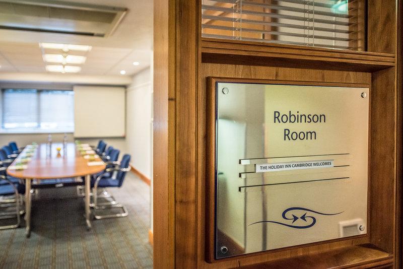 Holiday Inn Cambridge-Robinson Room<br/>Image from Leonardo