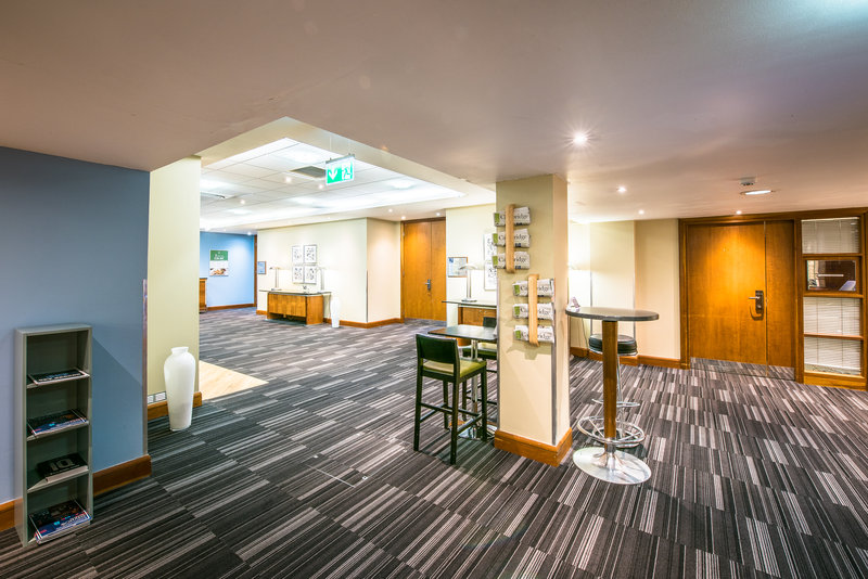Holiday Inn Cambridge-Reception Area - looking towards Kings<br/>Image from Leonardo