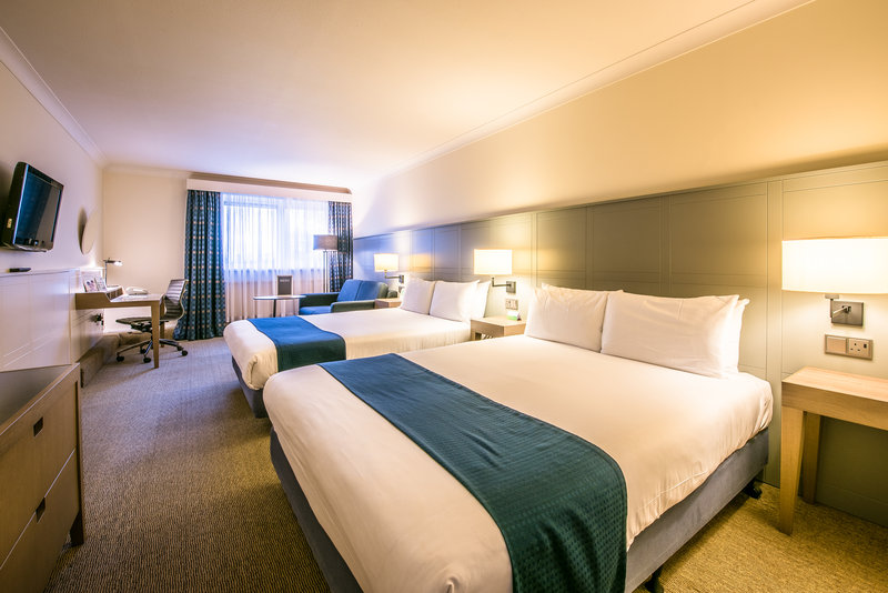Holiday Inn Cambridge-Guest Room<br/>Image from Leonardo