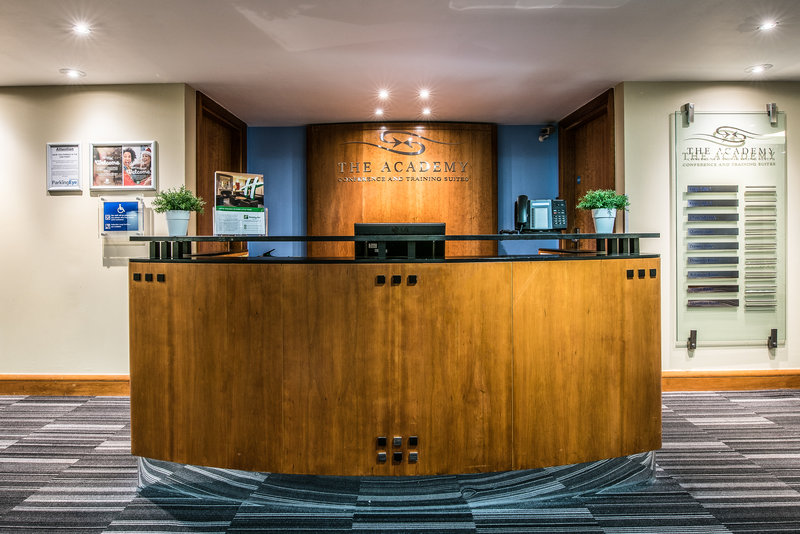 Holiday Inn Cambridge-Business Centre - Situated within Academy<br/>Image from Leonardo