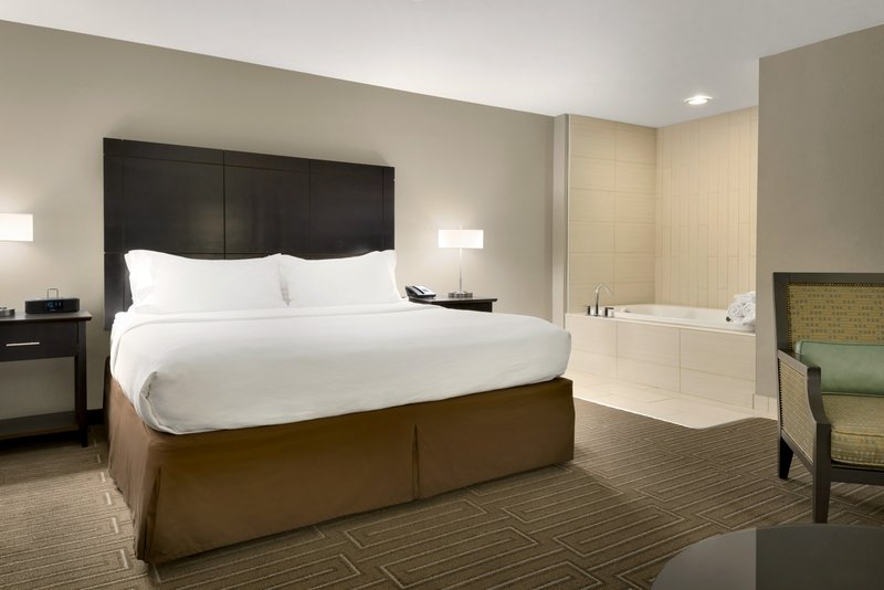 Holiday Inn Hotel & Suites Duluth-Downtown-Jacuzzi Suite<br/>Image from Leonardo