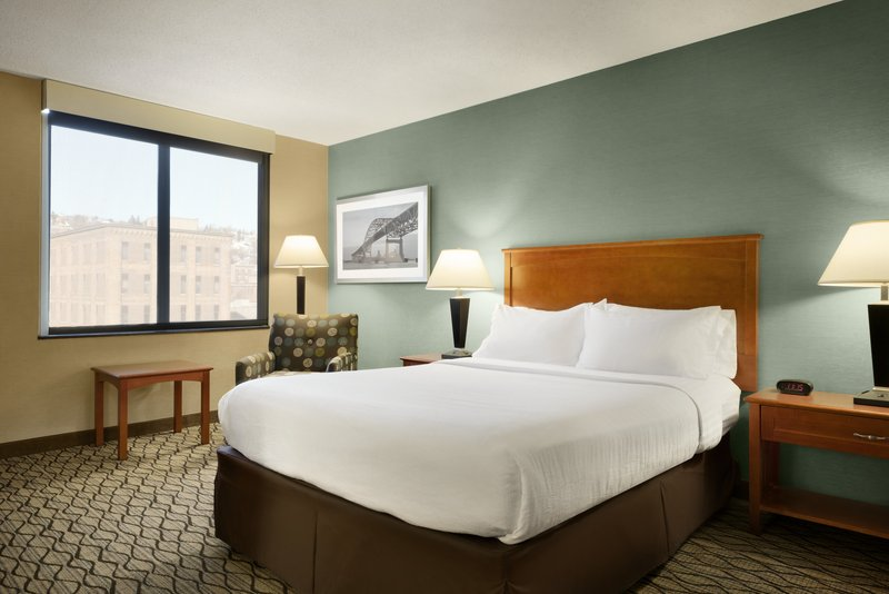 Holiday Inn Hotel & Suites Duluth-Downtown-Wheelchair Accessible<br/>Image from Leonardo