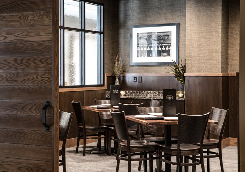 Holiday Inn Hotel & Suites Duluth-Downtown-Private dining area avaiilable!<br/>Image from Leonardo